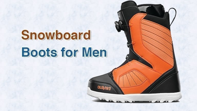 Best snowboard boots for men