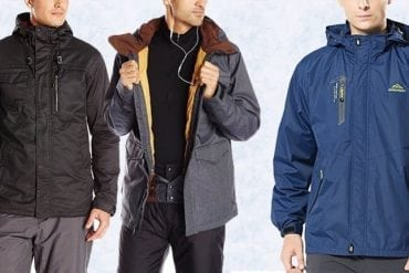 Best snowboard jackets for men