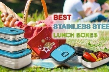 best stainless steel lunch boxes