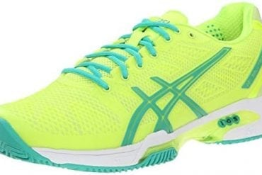 ASICS Gel Solution Speed 2 Clay Women's Tennis Shoe