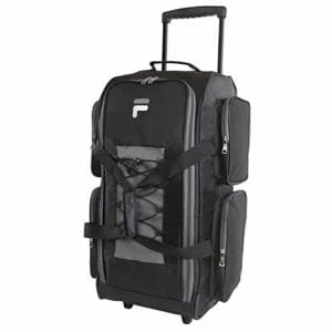 "Fila 26"" Lightweight Rolling Duffel Bag Duffel Bag"