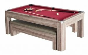 Carmelli NG2535P Newport 7' Pool Table