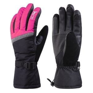 MCTi Waterproof Windproof Women's Winter Ski Snow Snowboard Gloves