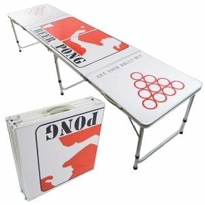 PONGBUDDY NEW BEER PONG TABLE