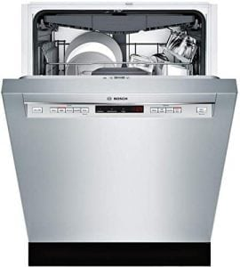 The Bosch 300 Series SHEM63W55N Drawer Dishwasher