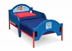 The Delta Children Plastic Toddler Bed, Nick Jr. PAW Patrol