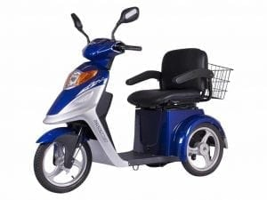 XMB-420 Elite 3 Wheel Electric Mobility Scooter