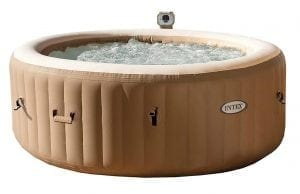 Intex 77-Inch Portable Spa Set
