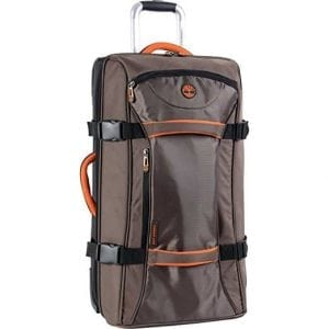 Timberland Luggage Twin Mountain 26 Inch Wheeled Duffle