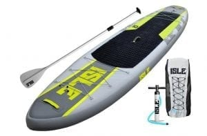 ISLE Airtech Inflatable Stand Up Paddle Board