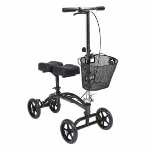 Drive Medical Dual Pad Steerable Knee Walker