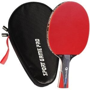 Sport Game Pro Ping Pong Paddle