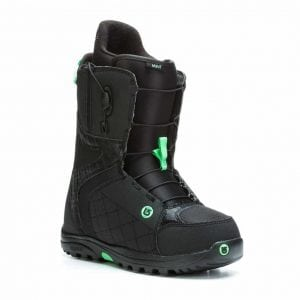 7. Burton Women's Mint 2015 Snowboard Boot