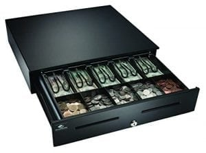 APG JB320-BL1816-C Heavy-Duty Painted-Front Cash Drawer