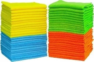 SimpleHouseware Microfiber Cleaning Cloth
