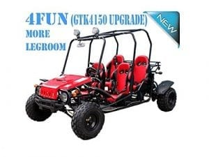 Generic 4 Seater off-road GO KART for Family