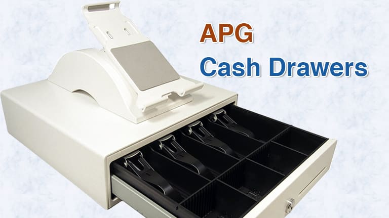APG cash drawers