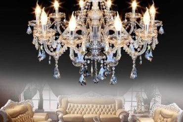Best Crystal Chandeliers