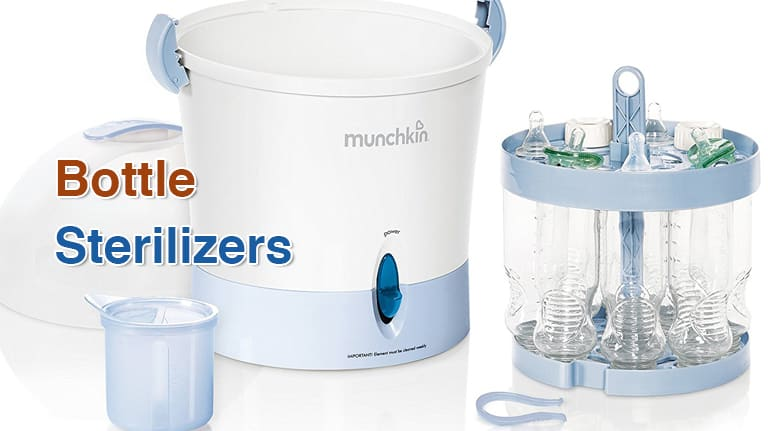 Best bottle sterilizers