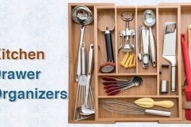 Best kitchen drawer organizers