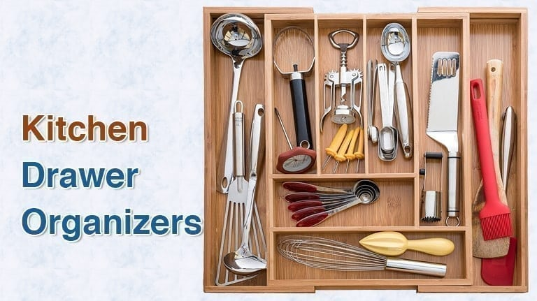 The best kitchen drawer organizers for your home kitchen