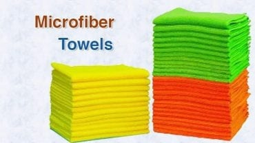 Best microfiber towels
