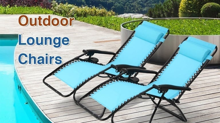 The 10 Best Outdoor Lounge Chairs In 2019 Complete Reviews