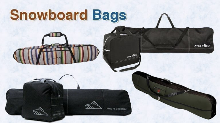 Top 10 Best Snowboard Bags in 2019 - Comprehensive Reviews f85205130e391