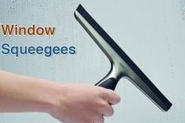 Best window squeegees