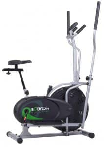 Body Rider BRD2000 Elliptical Trainer and Exercise Bike