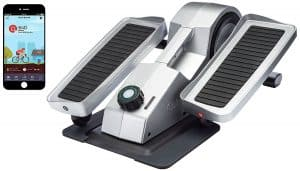 Cubii Under Desk Elliptical, Bluetooth Enabled