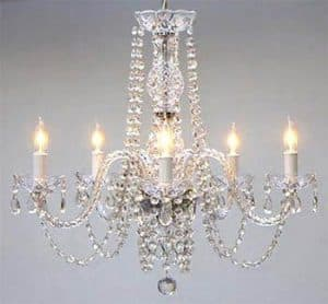 Empress Crystal (tm) Chandelier Chandeliers