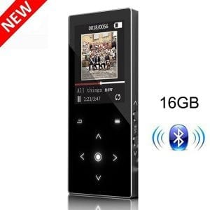HONGYU Touch Button MP3 Player
