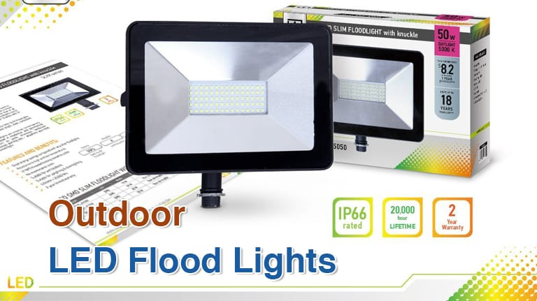 Top 10 best outdoor led flood lights in 2018 toptenreviewpro mozeypictures