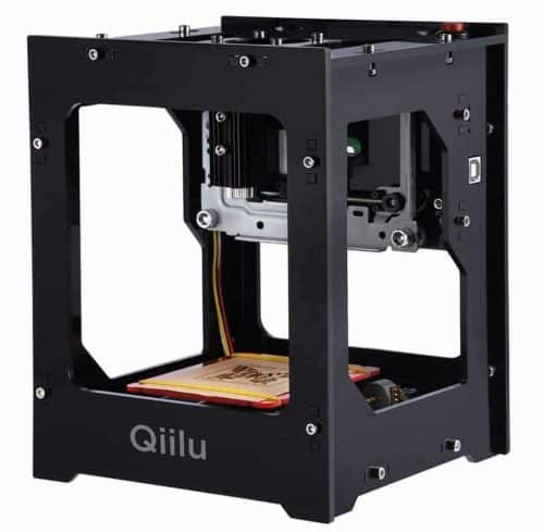 Qiilu 1500mw Laser Engraving Machine
