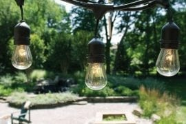 Bulb Outdoor String lights