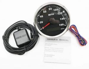 Samdo 85mm GPS speedometer