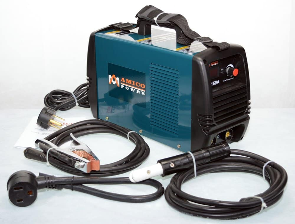 Portable welding machines