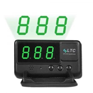 LeaningTech Original Digital GPS speedometer