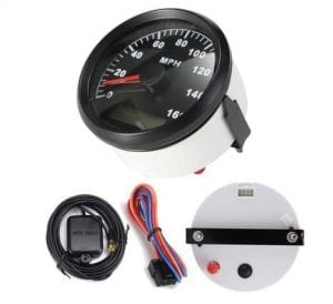 Eling Universal MPH GPS speedometer