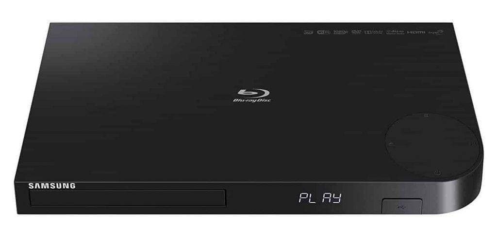 Samsung BD-J6300 3D Wi-Fi Blu-Ray Player