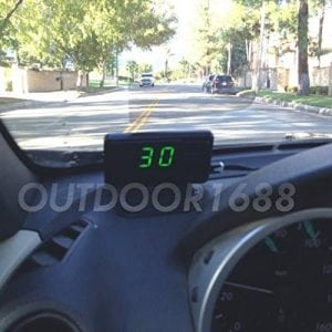 MOSKC8060A GPS speedometer