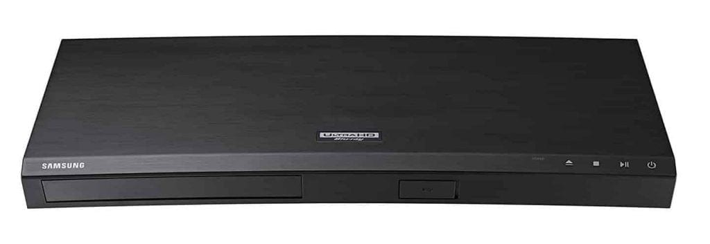 Samsung UBD-M8500:ZA 4K UHD Blu-Ray Player