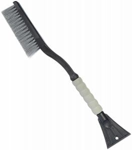 AmazonBasics Snow Brush & Ice Scraper