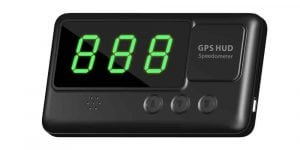 Oxygentle Universal Car GPS speedometer