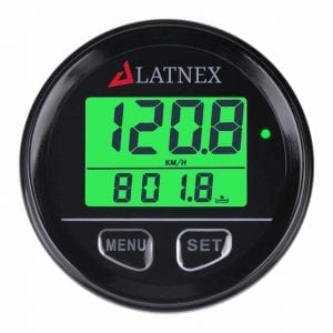 Latnex waterproof digital GPS speedometer