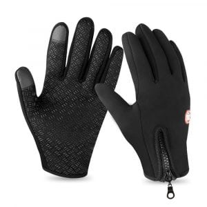 Lonew Touch Screen Gloves, Winter Warm Thermal Gloves for Men and Women