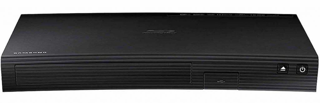 Samsung Blu-ray DVD Disc Player