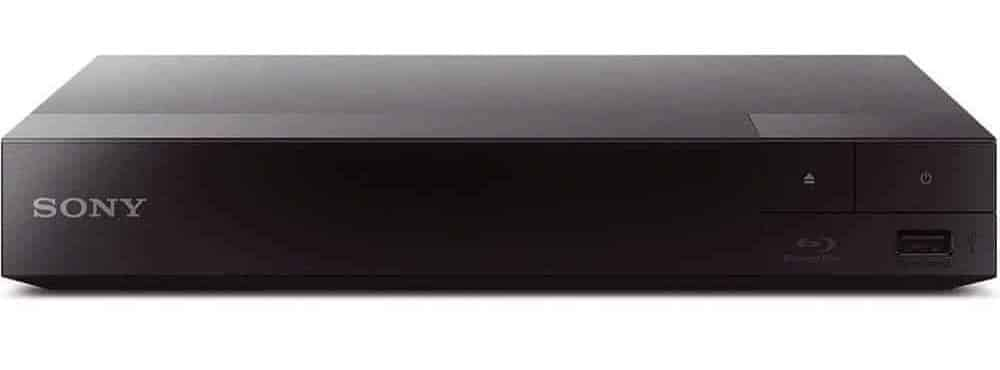 SONY Wi-Fi Upgraded Multi Region Zone Free Blu Ray DVD Player