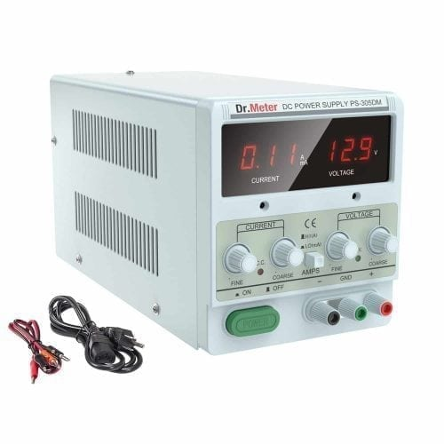 Bench Power Supply Single-Output